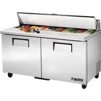 Used Sandwich Prep Tables