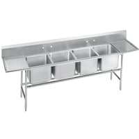 4-Compartment Sinks