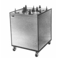 Heated Mobile Plate Dispensers