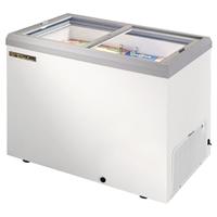 Glass Top Freezer Merchandisers