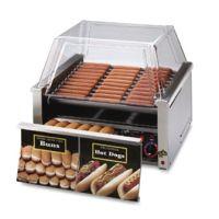 Hot Dog Roller Grills w/ Bun Warmer