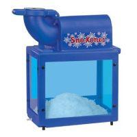 Shaved Ice Machines