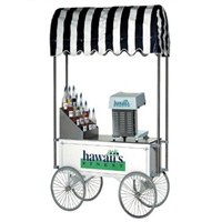 Shaved Ice Wagons & Stands